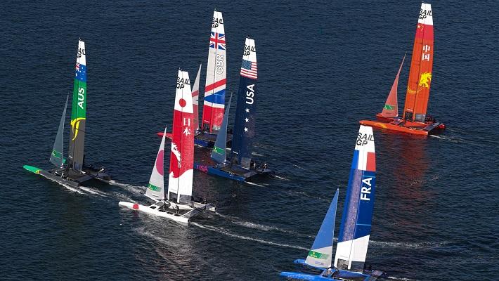 Sail Sport Talk.com On Sports Byline